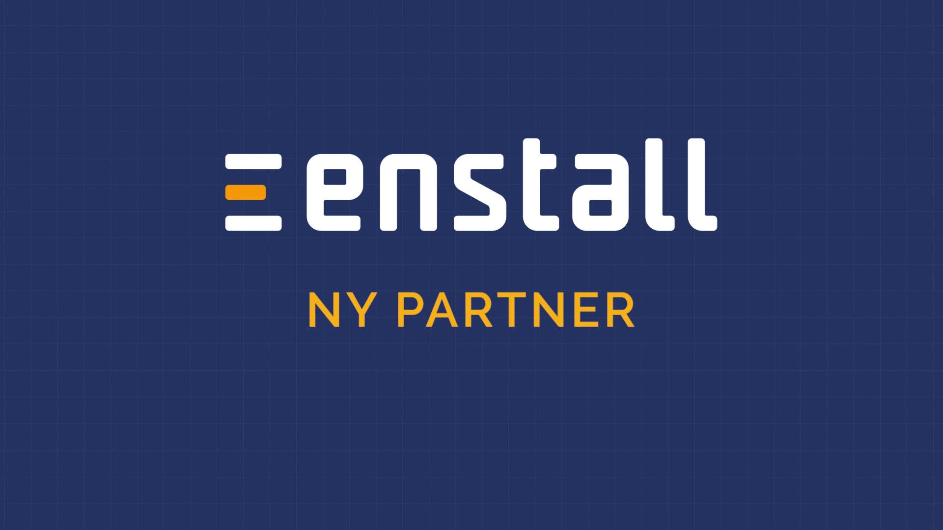 Ny partner i Enstall